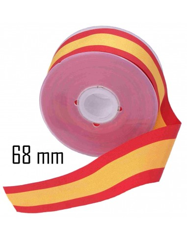 Spain Ribbon - 68 mm