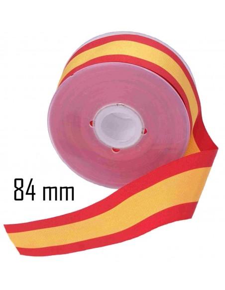 Spain Ribbon - 84 Mm