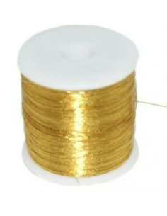 Metallic wire coil