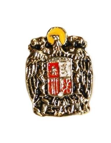 San Juan Eagle Emblem Pin