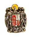 Pin Águila San Juan Silueta