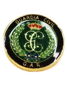 GAR and Spanish Civil Guard Pin