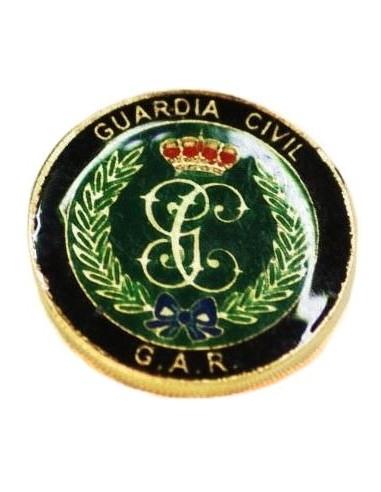 GAR and Spanish Civil Guard Pin