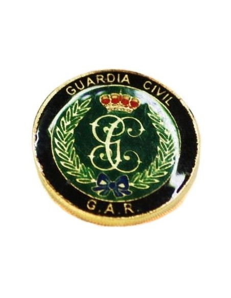 Pin Guardia Civil G.A.R Rapid Action Group