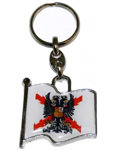 Flandes Corps Flag Key Ring