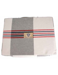 Bullfight Pad - Striped Beige