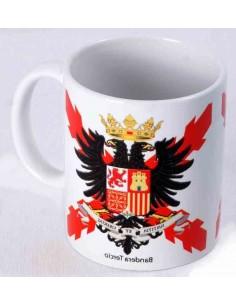 Spanish Tercio Flag Mug