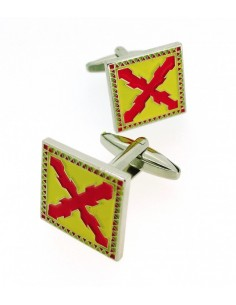 Ancient Corps of Lombardia Cufflinks