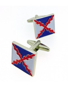 Ancient Corps of Nápoles Cufflinks