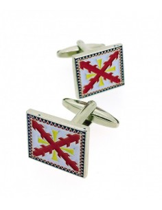 Ancient Corps of Alburquerque Cufflinks