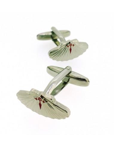 Saint James Emblem Cufflinks