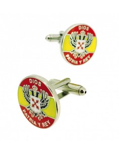 Cufflinks Carlista Requete