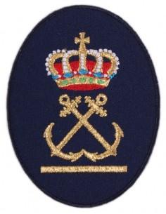 Parche Bordado de Patrón Embarcaciones de Recreo