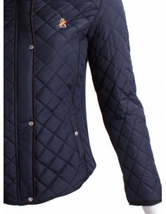 Woman Parka - Navy Blue