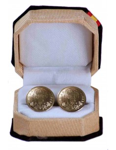 Cufflinks Peseta Eagle