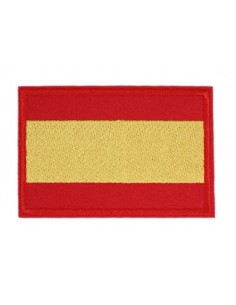 Large Spain Flag Embroidered patch