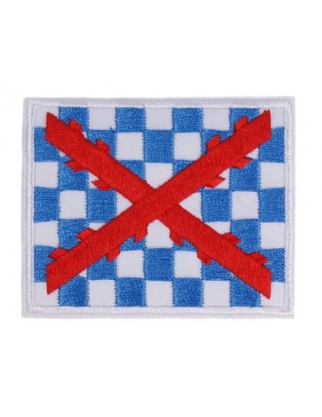 Parche de la Bandera del Tercio de Spinola