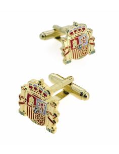 Spanish Emblem Cufflinks