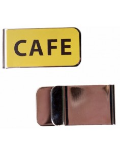 Money Clip - Cafe