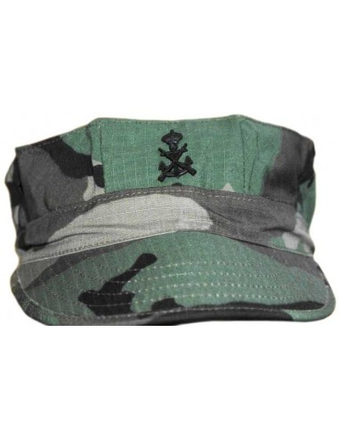 Military Camouflage Cap