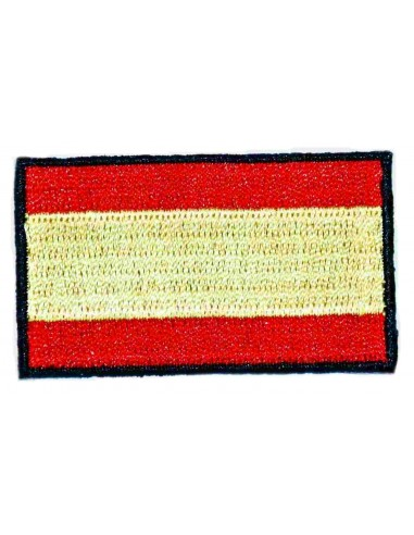 Embroidered patch Flag Spain