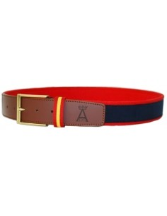 Spanish Flag Children Belt