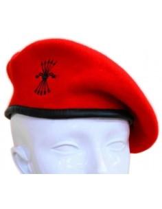 Spanish Falange Beret - Red