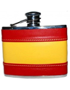 Flask - Spanish Flag