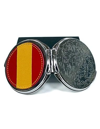 Espejo con la Bandera de España