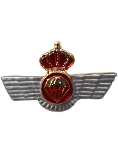 Spanish Parachutist Pin