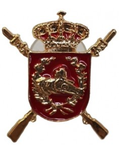 Spanish Tank Pin