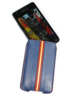 Mobile Case Spanish Flag