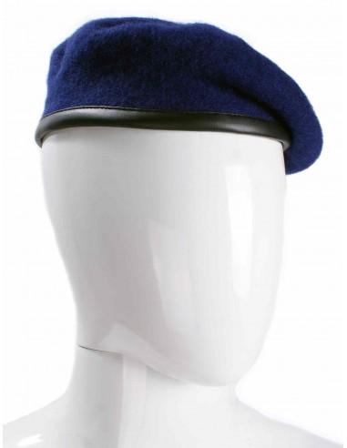 Boina Azul Sin Emblema