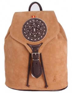 Backpack - Light Brown