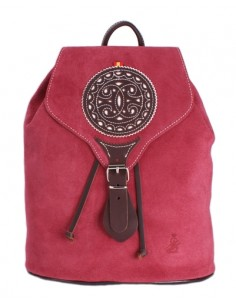 Backpack - Burgundy Red
