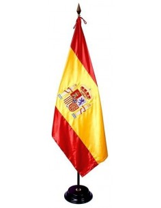 Spanish Embroidered Flag