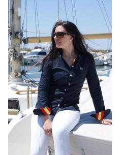 Camisa Coderas Burladero - Marino