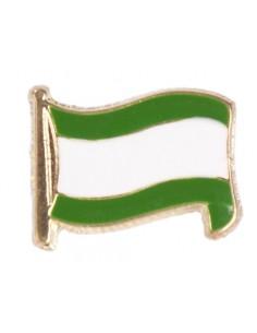 Pin Bandera Andalucía Esmaltado