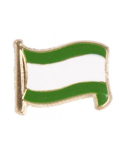 Andalusia Flag Pin