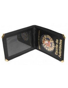 Authority Escort Badge Wallet