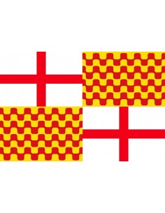 Bandera de Tabarnia 150 x 100 cm