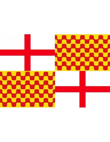 Actual Spanish Flag Medium