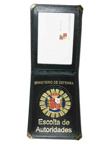 Authority Escort Badge Wallet
