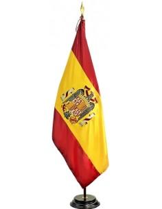 Bandera Águila San Juan Bordada Mano