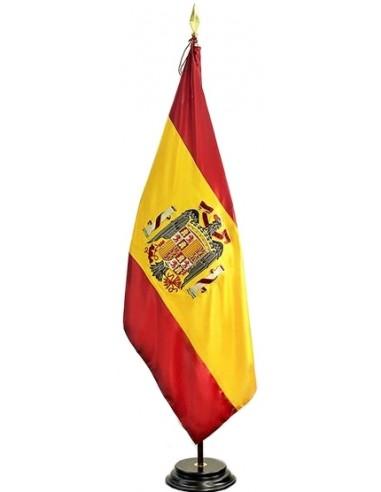 Bandera Águila San Juan Bordada a Mano