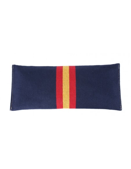 Cartera Bandera España de Mano Azul