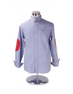 Camisa Hombre Coderas Estoque