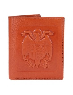 San Juan Eagle Wallet - Orange