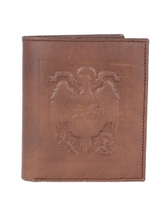 San Juan Eagle Wallet - Brown