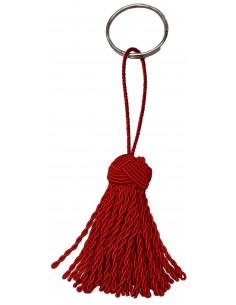 Spanish Legion Tassel Key Ring